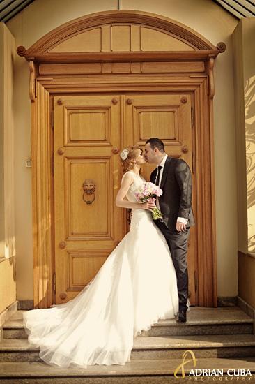 fotografie nunta muzeul unirii iasi