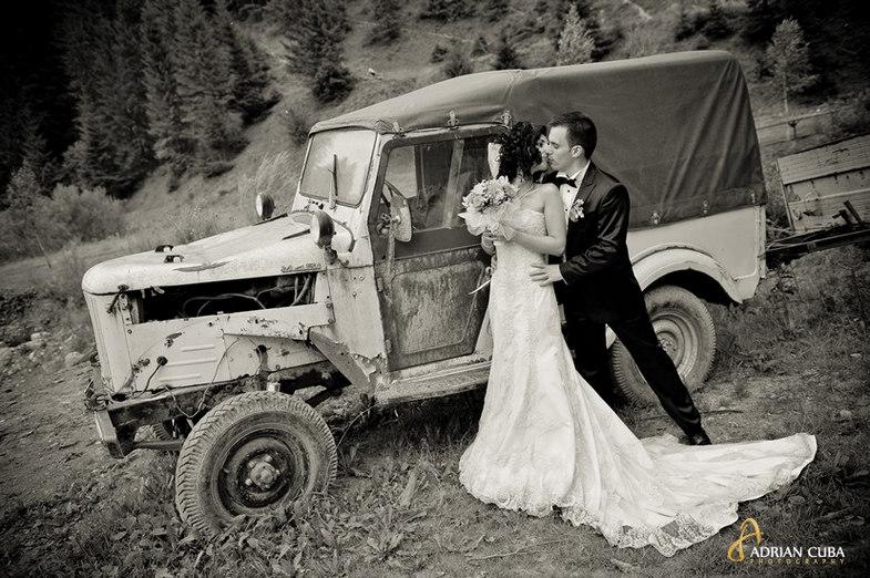 fotografie de nunta la munte, Campulung Moldovenesc