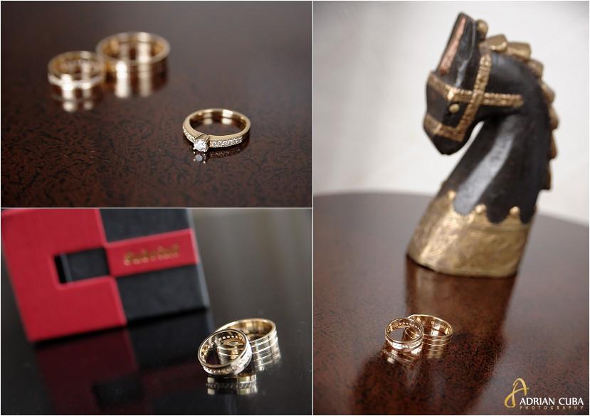 fotograf nunta Iasi detalii verighete, inele nunta