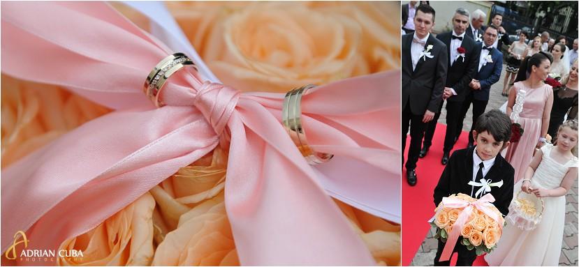 fotograf nunta iasi, verighete de nunta miri