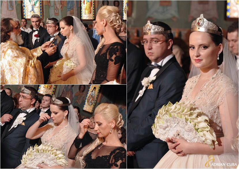 fotograf nunta iasi, miri la biserica