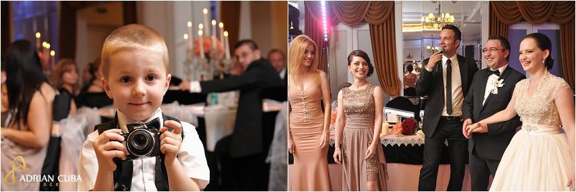 fotografie nunta iasi, petrecere la restaurantul Bellaria, prezentator Daniel Buzdugan