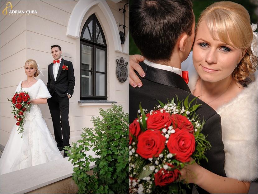 sedinta foto nunta palat Cuza Ruginoasa, fotograf Iasi Adrian Cuba