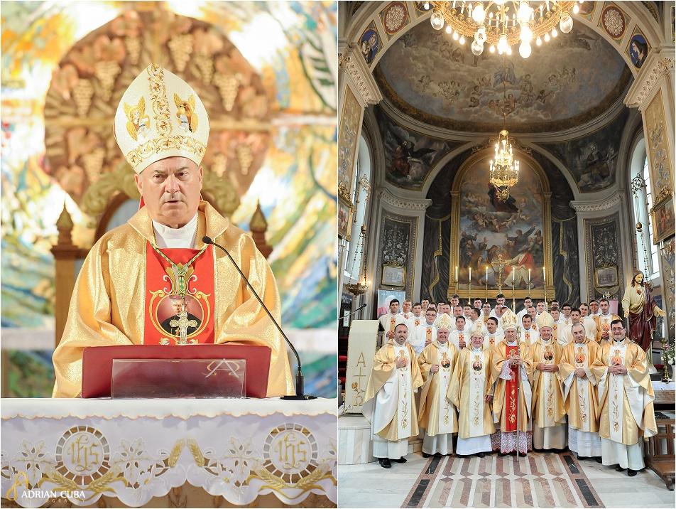 PS Petru Gherghel a sfinti 29 preoti la Iasi, 2014