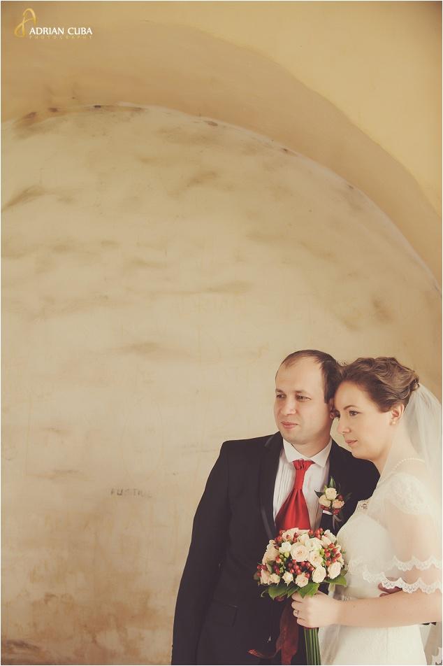 Miri la sedinta foto nunta Manastirea Cetatuia Iasi.