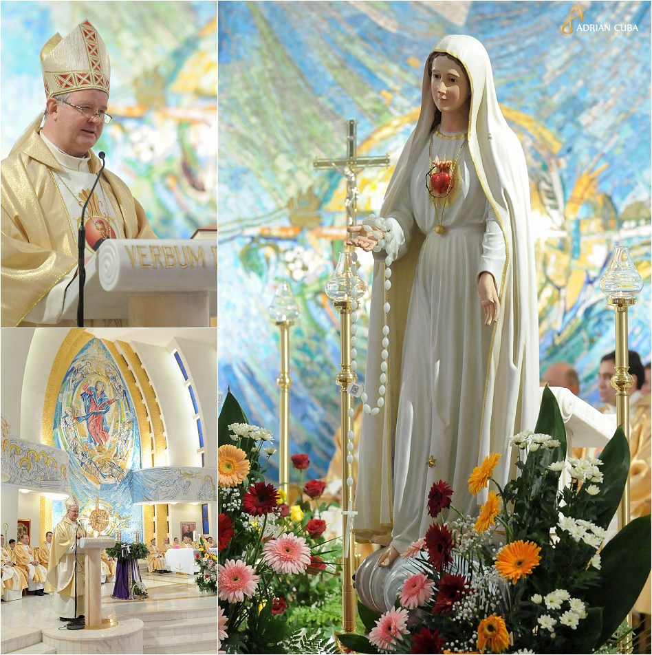 PS Aurel Perca la aniversarea a 15 ani de la consacrarea ca episcop, 8 decembrie 2014