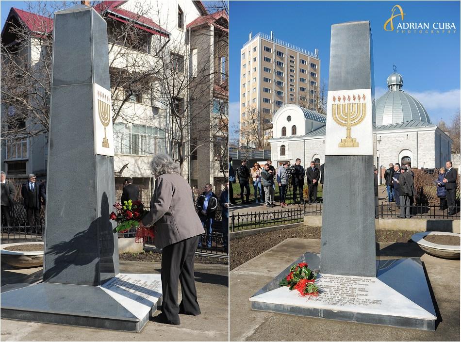 Ambasadorul Israelului in Romania, Excelenta Sa Tamar Samash, vizita oficiala in Iasi.